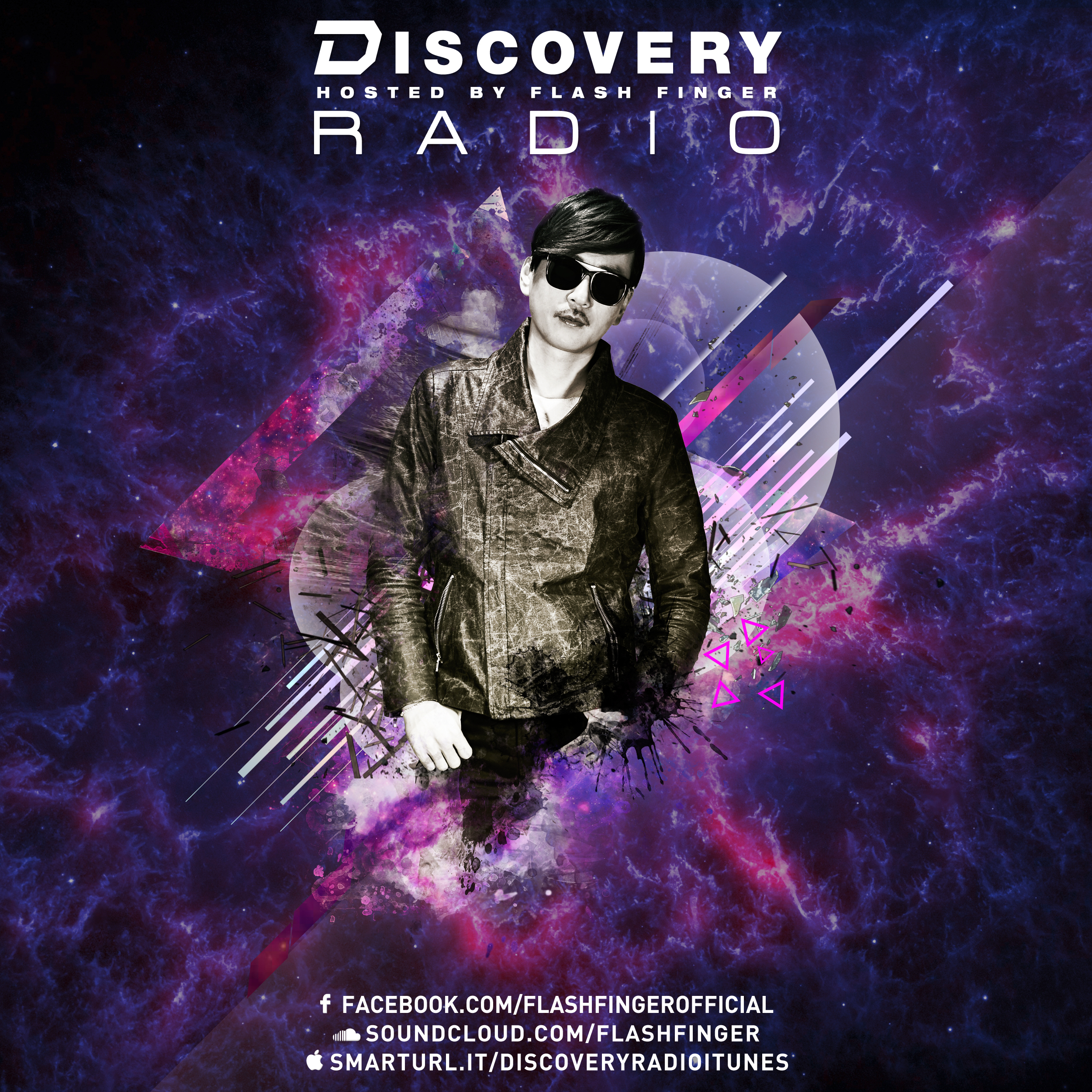 Flash Finger Discovery Radio Podcast
